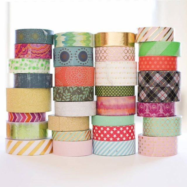 Its official I have a Washi tape problem But heyhellip